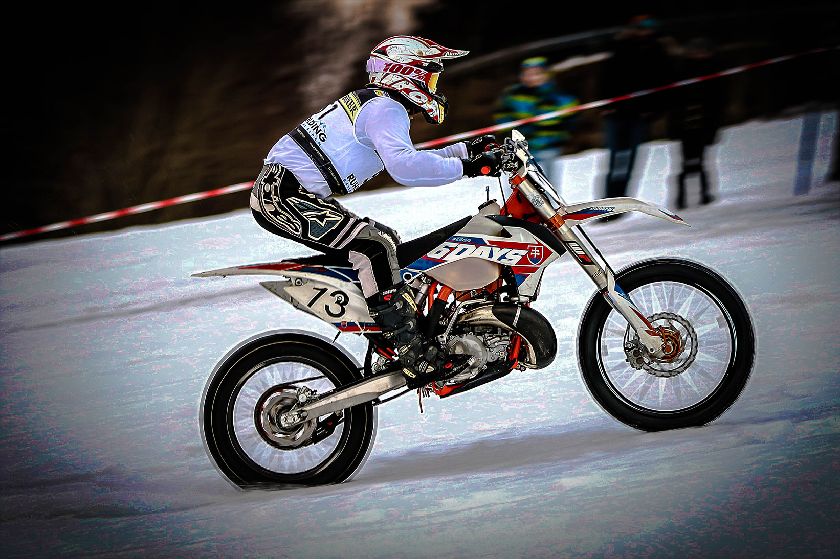 3. Int. Snow Speed Race Unternberg